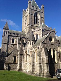 Trinity Church, Dublin Ireland