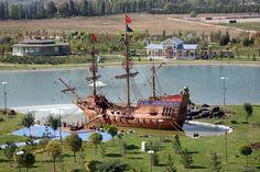 Eskişehir korsan gemisi