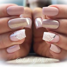 """Sweet Nothing"" and ""Sweet Lace"" ✨ for @etallicblondee #nails#kelowna#gelnails#sculptedgel#lesliesgelnails#naildesign#pretty#cute#nailart#kelownagelnails#sculptedgelnails#nailsoftheday#kelownanailtech#pink#pinknails#fairydustnails#winternails#whitenails#white#squarenails"