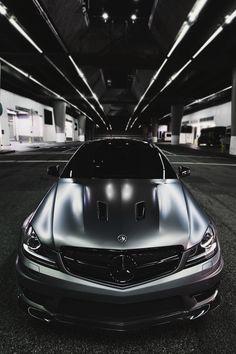 envyavenue: Mercedes Benz C63 507 Coupe
