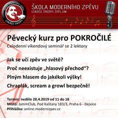 Seznámíme vás s tím, co jsme se naučili na světových pěveckých školách, jak se tam vyučuje zpěv...  #zpev #peveckykurz #zpěv #pěveckýkurz #scream #growl #chraplak #chraplák #pěveckátechnika #peveckatechnika #hlasovátechnika #hlasovatechnika #zpěvák #zpevak Scream, Shopping