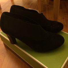 Blee Black Naturalizer Booties Blee Black Naturalizer Booties Naturalizer Shoes Ankle Boots & Booties