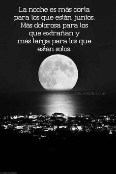 La Luna Esta Llena De Miradas Que Se Perdieron Buscando Una