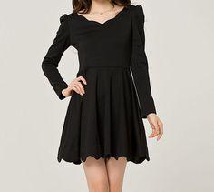 Women's Office lady Ladies Dress Custom Available by beatbbcustom, $45.00