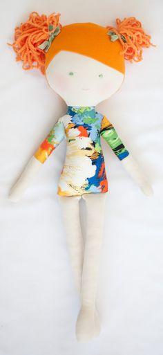 Papusa_ANISIA_PravaliacuPapusi.ro_Colectia_REVERIE New Baby Products, Harajuku, Style