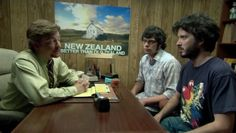New Zeland Better Than Old Zeland Poster All of Murrays New Zealand Tourism posters from Flight of the Conchords