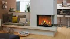 1000 images about kamin on pinterest fireplaces corner fireplaces and modern fireplaces. Black Bedroom Furniture Sets. Home Design Ideas