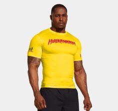 "Under Armour® Alter Ego WWE ""Hulkamania"" Compression Shirt"