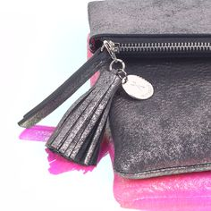 As long as the #accessories fit... The #tassle is now also available in mystic grey!