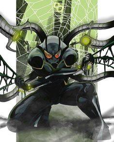 Marvel Art, Marvel Heroes, Hobgoblin Marvel, Superior Octopus, Dr Octopus, Comic Costume, Marvel And Dc Characters, Flash Wallpaper, Spiderman Spider