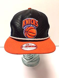 901f43332 New York Knicks New Era 9FIFTY NBA Snake Front Snapback Hat Hardwood  Classics ML #NewEra #9FIFTY950Snapback #NewYorkKnicks