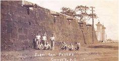 gomburza -  Fort San Felipe Cavite.