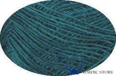 Einband 1761 Wool Yarn - Teal - Einband Wool Yarn - Wool Sweaters