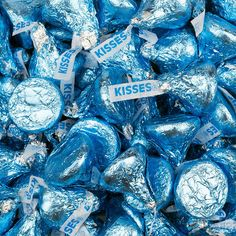 Blue Bulk Candy by Color for Favors, Buffets & Parties   WH Candy