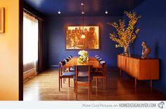 Dowidowicz Residence - Blue and Orange