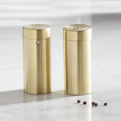 You'll love the Estrela 2 Piece Salt & Pepper Shakers Set at Wayfair - Great Deals on all Kitchen & Dining  products with Free Shipping on most stuff, even the big stuff.