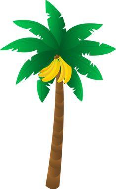 Tropical Banana Tree