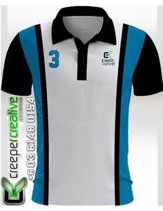Contact Us August 2018 Baju Korporat Terkini 03 6143 5225 at Creeper Creative . Corporate Shirts, Corporate Uniforms, Camisa Polo, Polo T Shirts, Work Shirts, T Shirt Custom, Polo Shirt Design, Shirt Embroidery, Custom Embroidery