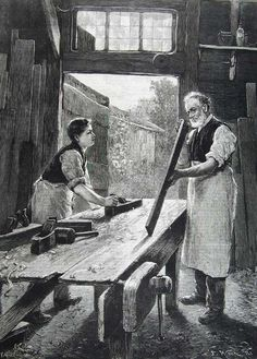The Joiner's Apprentice: Welcome to 1839!