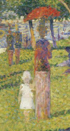 Georges Seurat, 1884