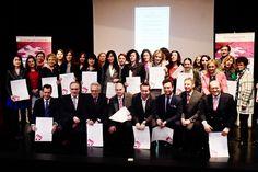 Los COMPROMETIDOS por la Igualdad de Madrid Woman's Week 2016: empresa, banca, profesionales, fundaciones... PERSONAS!!