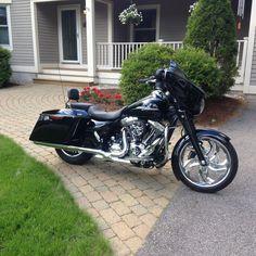 eBay: 2014 Harley-Davidson Touring 2014 Harley Davidson Street Glide Special - No Reserve!!- (Blacked Out) #harleydavidson