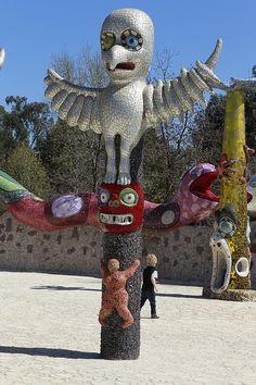 Queen Califia's Magical Garden Niki de Saint phalle