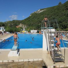 #jumping #jump #swimming #pool #vimeiro #portugal #instagood