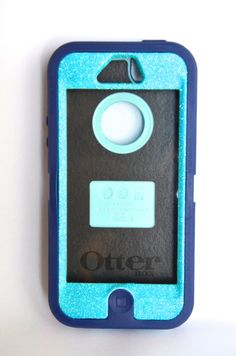 Otterbox Case iPhone 5 Glitter Cute Sparkly Bling by NaughtyWoman, $45.99