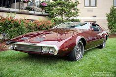 1969 Pontiac Farago CF 428 Concept