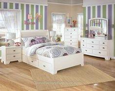 Alyn Storage Bed