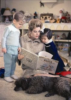 Mama Grace:  Fürstin Gracia Patricia - wie die Hollywoodschauspielerin Grace...