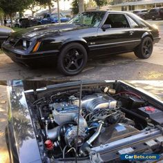 1986 Ford Mustang Gt #ford #mustang #forsale #unitedstates