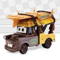 Tow Mater Die Cast Car 1:43 - Artist Series | Theresas Fine Gifts