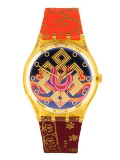 How is this a Swatch watch?? It's gorgeous! Swatch, $100.