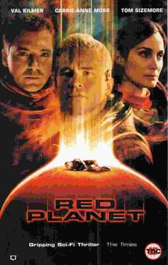 2000 movies | red planet - movie review for zone-sf.com