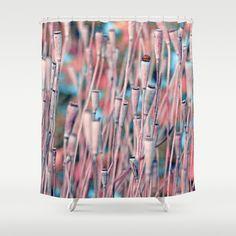http://society6.com/product/ladybug3_shower-curtain#35=287   #ShowerCurtain society6.com/... #showercurtains #society6 #palepink #elegant #purple #romantic #bathroom #textile #homedesign #life #blue #poppy