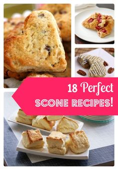 Homemade Scones Are the Perfect Mother's Day Brunch Idea!