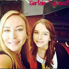 Hulya cu nepoata sa,Bahar. Pretty Woman, I Am Awesome, Bts, Actors, Women, Turkish People, Celebs, Actor, Woman