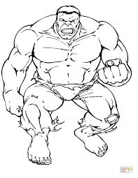 Hulk Coloring Pages The Hulk Color Page Coloring Pages For Kids Cartoon Characters On Surprising Avengers Coloring Pages With Hulk Octopus Coloring Page, Cat Coloring Page, Coloring Pages To Print, Free Printable Coloring Pages, Free Coloring Pages, Coloring Books, Superman Coloring Pages, Avengers Coloring Pages, Kids Cartoon Characters