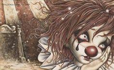"""Misty Circus"" Victoria Frances"