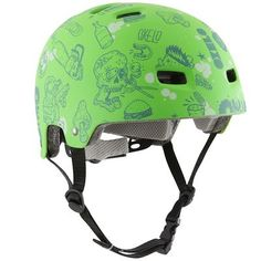 #Casco #roller FIT 5 GRAPH #OXELO. http://www.decathlon.es/casco-fit-5-graph-id_8228679.html