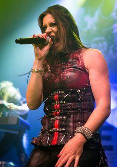 Juventus Wallpapers, Classic Jazz, Women Of Rock, Symphonic Metal, Goth Women, Power Metal, Metal Girl, Rock Chic, Pop Singers