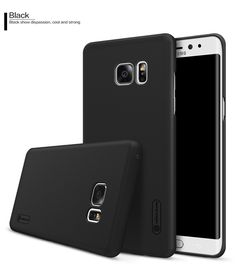 For samsung note 7 case Nillkin mobile phone case display Plastic Hard Back Cover for samsung galaxy note 7+screen protector
