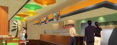 Primavera Cafe Restaurant Design | I5 Design www.i5design.com