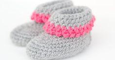 ars textura: Babyschuhe mit Anleitung