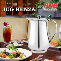 """New Stuff!😍 Our Latest Product – """"Jug Henza"""" introduced by #PNBKitchenmate🍲 Kitchenmate which have soft touch handle for hold & keep the water cool or warm.🙂 #kitchenset #kitchenlife #kitchen #kitchendesign #kitchenaid #kitchenremodel #kitchener #best #newmodel #new #newproducts #hard #pressurecooker #mykitchen #mykitchenrules #my #models #jugs #jugseason #henza"""
