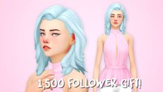 yaaay!! i reached 1,500 followers! thank you guys so much! here are some cute items recolored! • what you'll be downloading is xdeadgirlwalking's m-f styles hair and sentate's stefani top in nyren's kosmik pastels :D • meshes: styles hair, stefani...