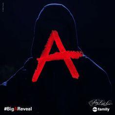 #BigAReveal | Pretty Little Liars