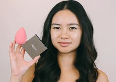 Step 3: Blend In Foundation | Nail Winter Foundation in Six Easy Steps via the #HonestBeauty Blog